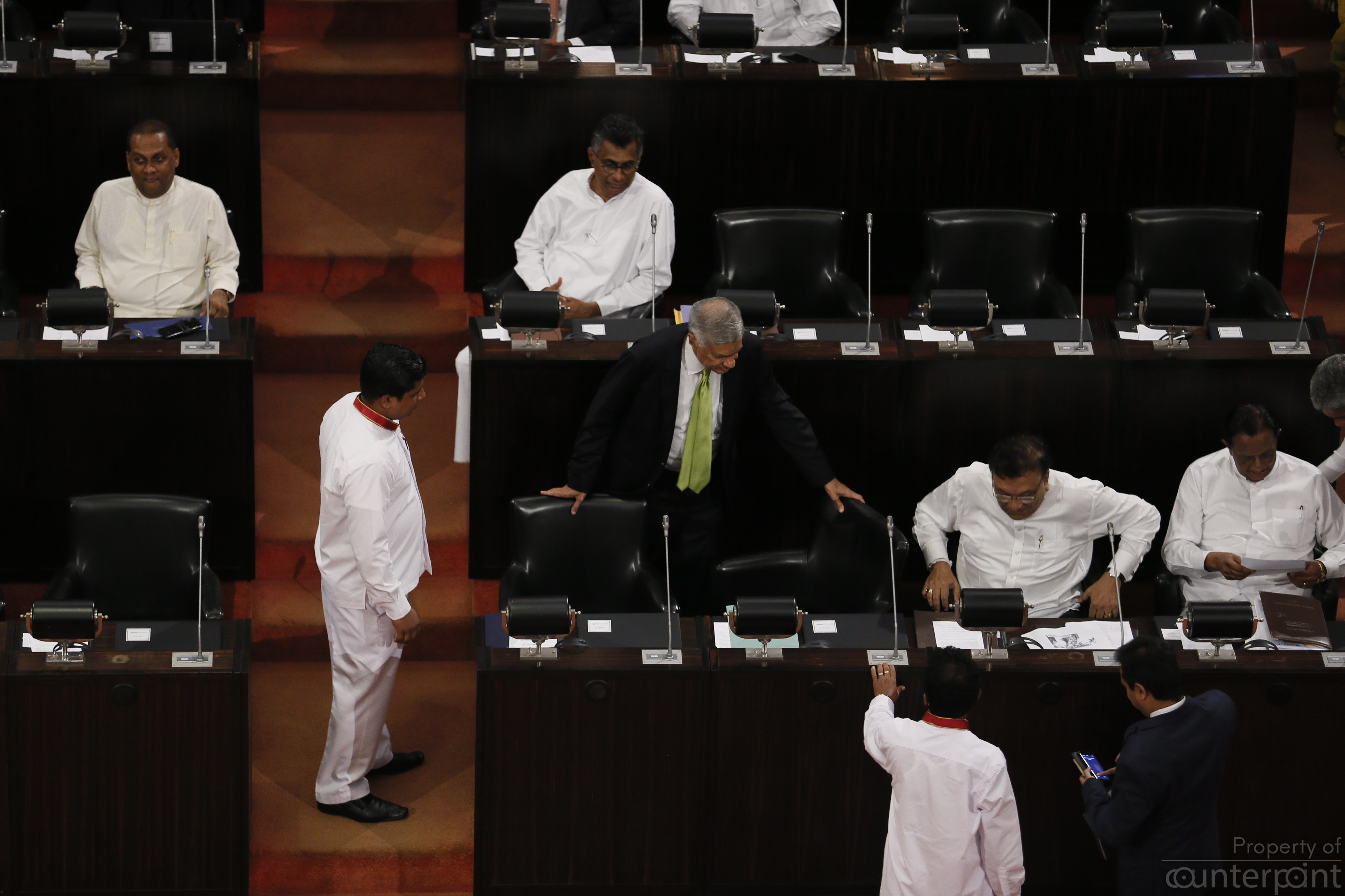 Prime Minister Ranil Wickremesinghe has been a Presidential hopeful for decades. Abolishing the Executive Presidency would mean he will never get that opportunity.