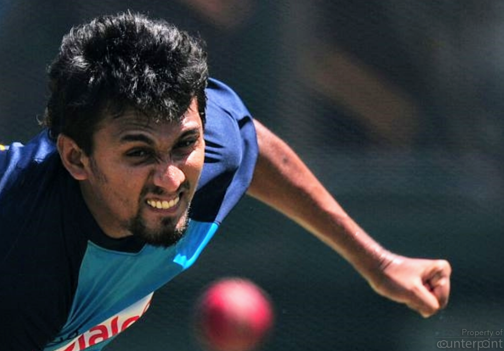 The pacies led by Suranga Lakmal kept Sri Lanka in the game in all three test matches.