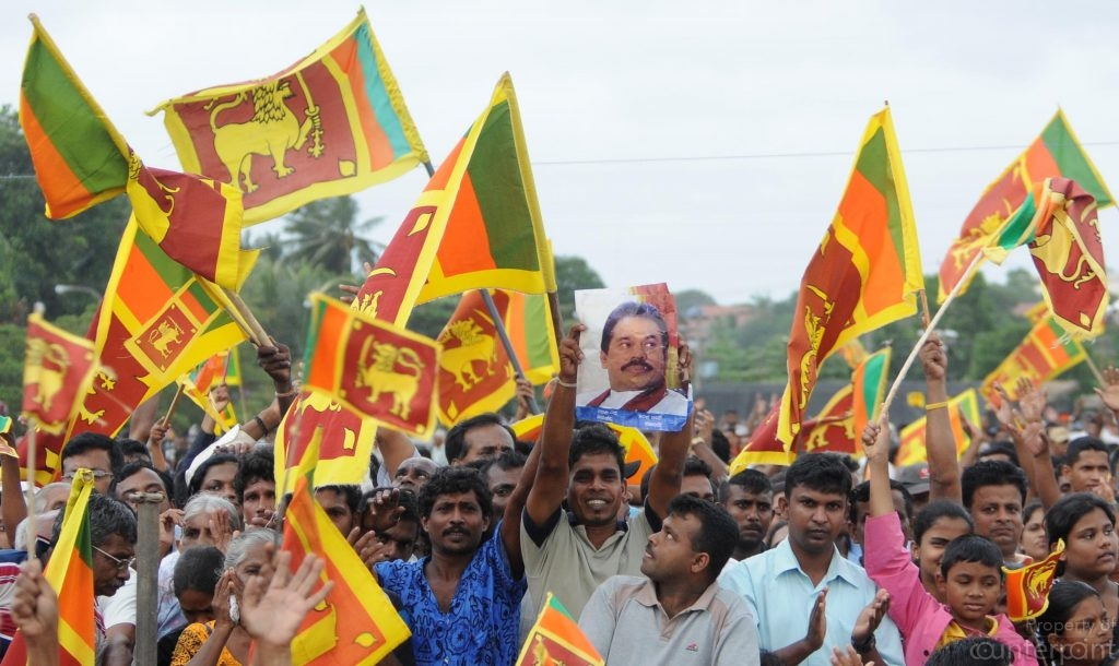 People celebrating the end of the war across party lines. This achievement alone will place former President Mahinda Rajapaksa as the most respected leader since independence. But his inability to rise to the occasion will cost the country dearly and he missed the chance to become the greatest Sri Lankan leader since King Dutugamunu.