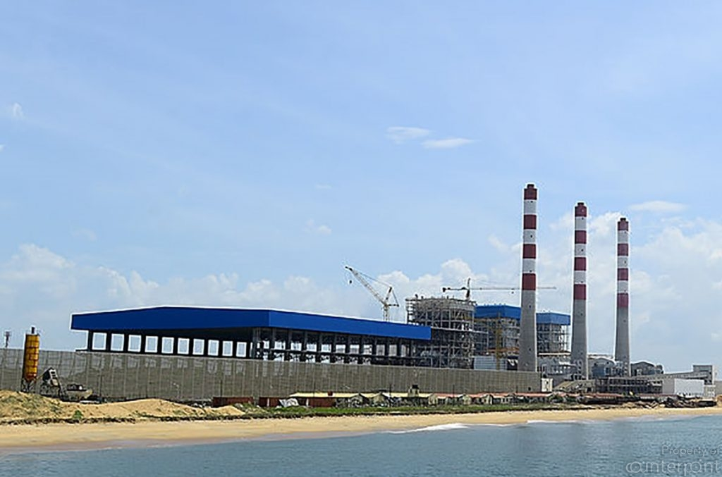 The Norochcholai coal power plant is the last power plant to be built in the country. CEB officials and the Yahapalanaya leaders have scuttled plans for new power plants creating a shortage.