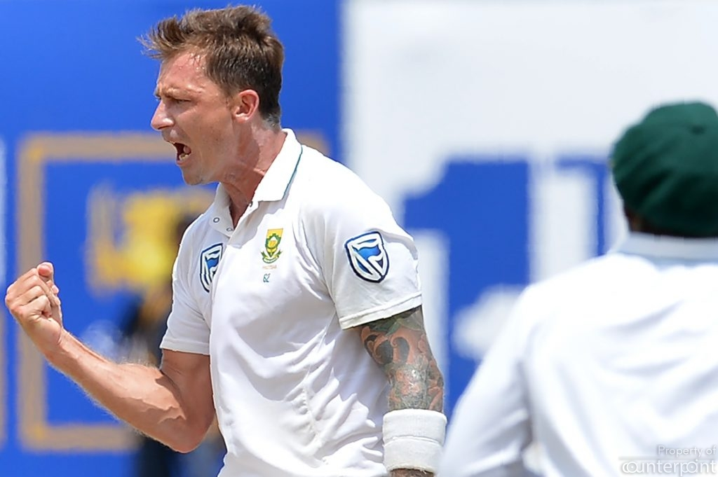 South African fast bowler Dale Steyn tastes rare success in Galle but their three prong pace attack made little impact in the series.