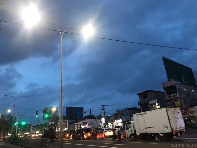 The lights are on, but at a price. CEB officials let politicians believe that if private power is not bought there will be power cuts.