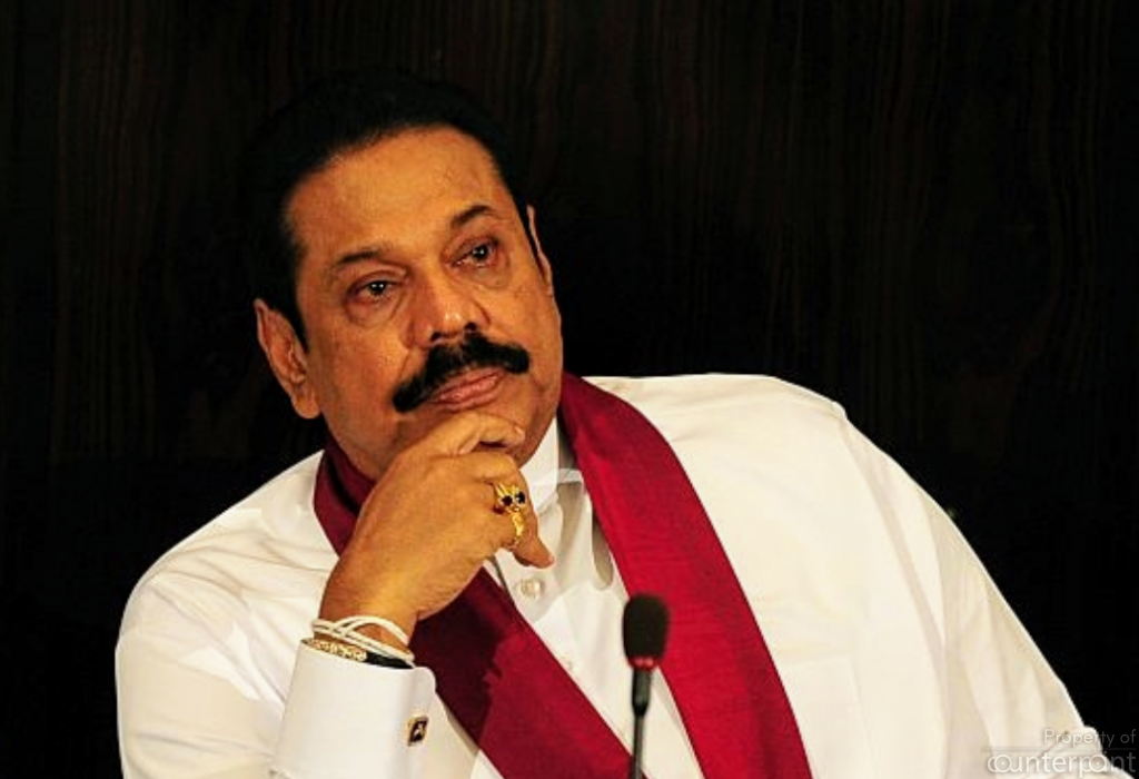 Dr. Nihal Jayawickrema turned the political scene upside down by arguing that the two term limit of the presidency reintroduced by parliament by the 19th amendment did not apply to Mahinda Rajapaksa or Chandrika Kumaratunga.