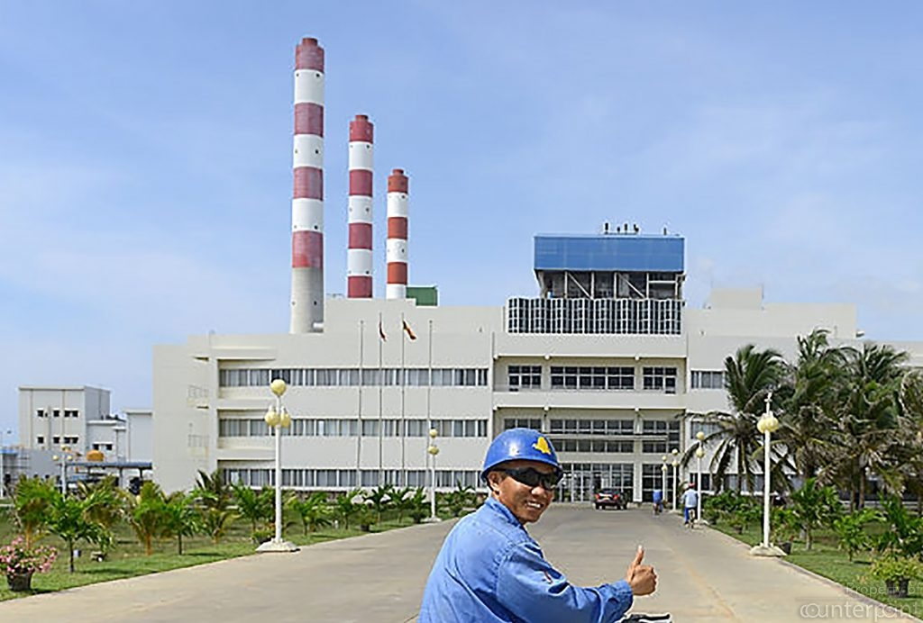 Despite all the criticism, if this coal power plant had not been built the country could have been in darkness today.