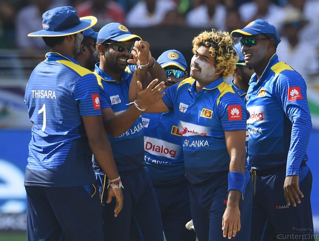 Only good news in a miserable tournament was Lasith Malinga's comeback performance.