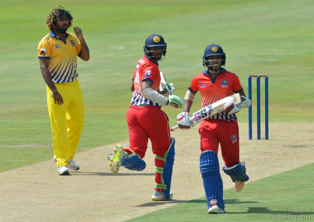 Lasith Malinga at the T-20 tournament. Malinga has been selected to the squad. This can be his resurgence or the farewell tour.