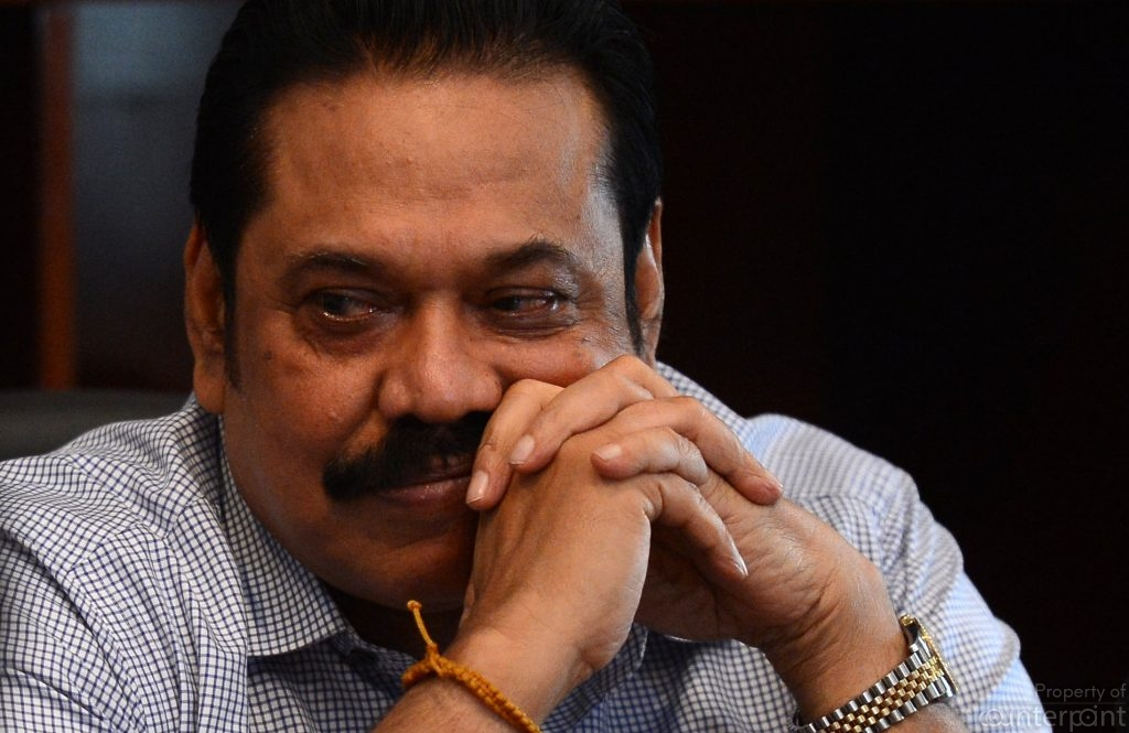 Former President Mahinda Rajapaksa always claimed that he would never leave the SLFP. But now he is about to become the leader of the Sri Lanka Podujana Peramuna.
