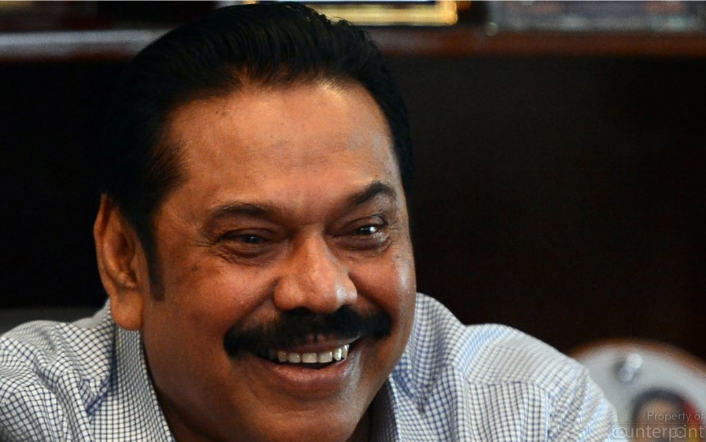 Incumbent President Sirisena and former President Rajapaksa were arch-rivals until just a few months ago, when a cooling of hostilities became apparent. Rajapaksa was sworn in as the new Prime Minister by President Sirisena in a surprise move on October 26th.