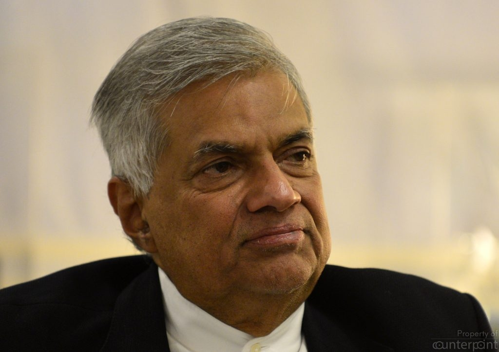 Ranil Wickremesinghe has the majority in Parliament and insists he is the Prime Minister, while Mahinda Rajapaksa too is making that claim. The impasse has brought the country to a halt.