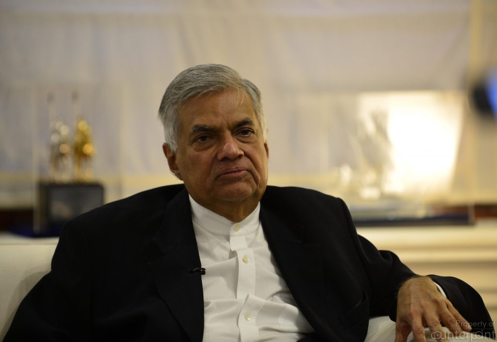 While Ranil Wickremesinghe has the support of his party and others in restoring the status quo, his bigger battle will be within the UNP, with many members wanting him to hand over the reins to someone else.