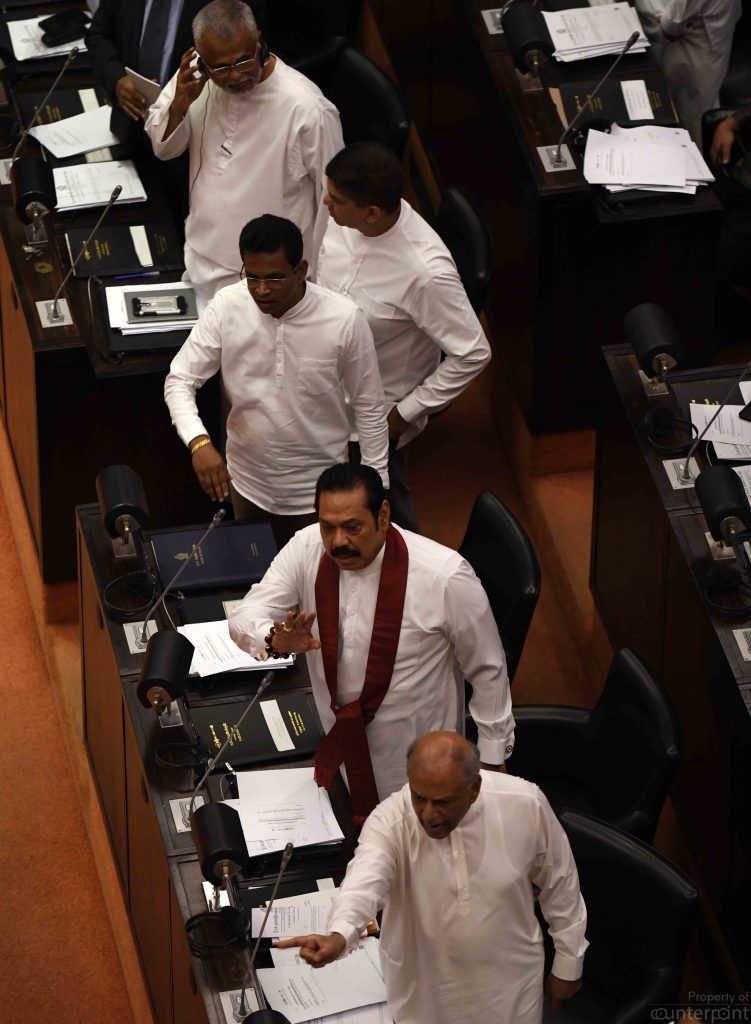 Mahinda Rajapaksa has held several key positions in Parliament. He was the Opposition leader from 2002 to 2004 before being appointed Prime Minister and, thereafter went on to become the President. Having failed to muster a working majority in Parliament, after being controversially appointed PM last October, and resigned from that post in view of a legal battle, he is now the Opposition Leader.