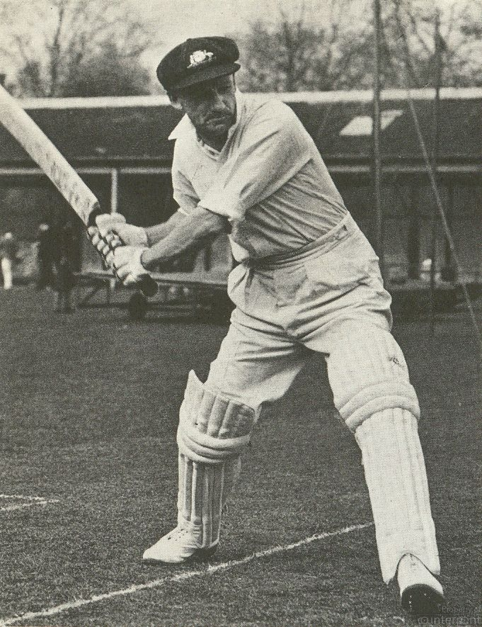 Donald Bradman. (courtesy,Public Domain, https://commons.wikimedia.org/w/index.php?curid=389513