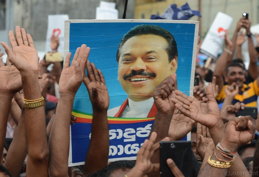 Opposition Leader Mahinda Rajapaksa's populist policies have helped garner votes. Will his popularity help any of his brothers win a presidential election?