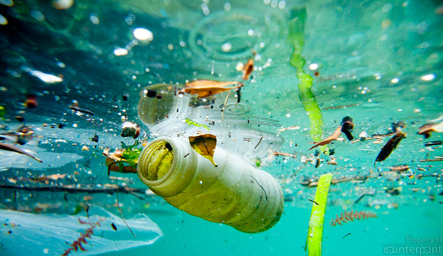 Keeping our oceans and waterways clean is everyone's responsibility.