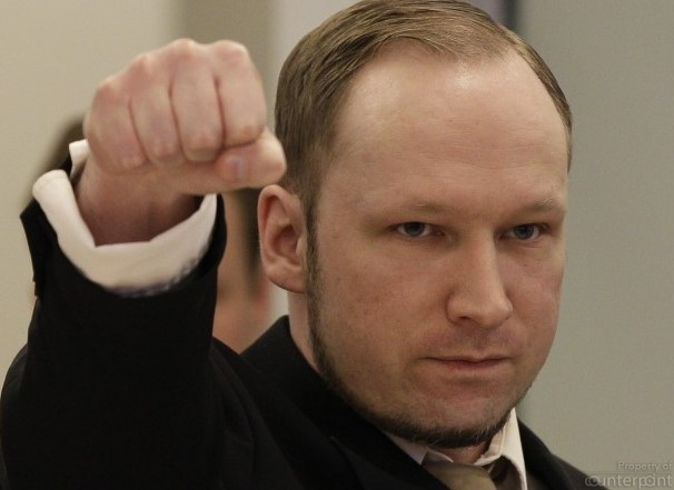 Anders Behring Breivik, the lone gunman who killed several Norwegians a few years ago.  Like the Christchurch killer, Breivik too seems to have extreme Right wing beliefs.