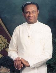 Perera had the backing and blessings of the late R. Premadasa, a former President of Sri Lanka