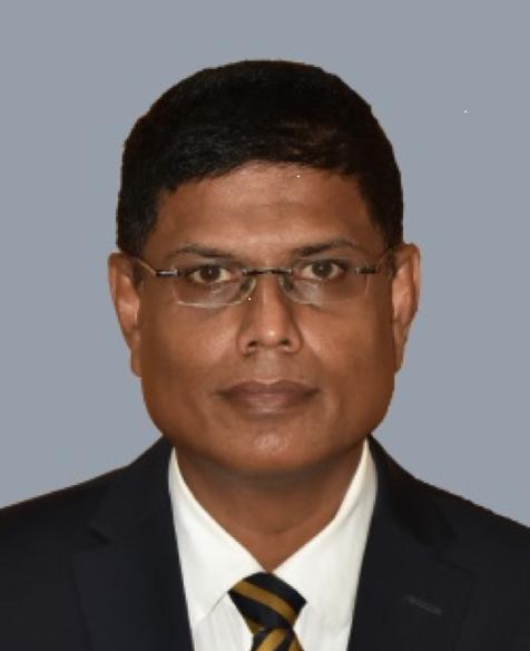 Dr. Ajith Tennakoon.
