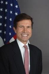 Robert O'Blake, a former US Ambassador to Sri Lanka. (courtesy Wikipedia)