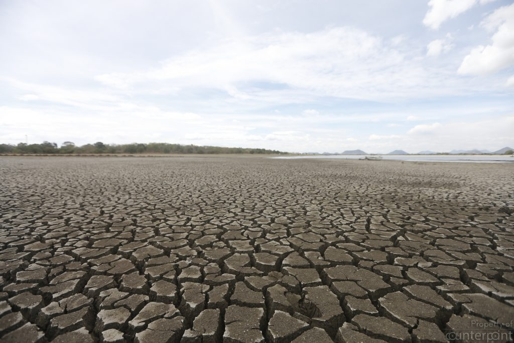 Many districts in the country face regular drought conditions.
