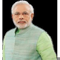 Narendra Modi, swept the polls recently retaining his position as India's Prime Minister. ( courtesy freepngimg.com)