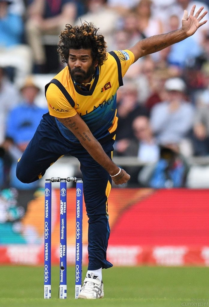 Lasith Malinga has the knack to outsmart batsmen.