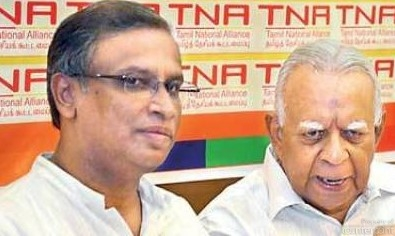 Who will the TNA leadership back as the UNP's presidential candidate?