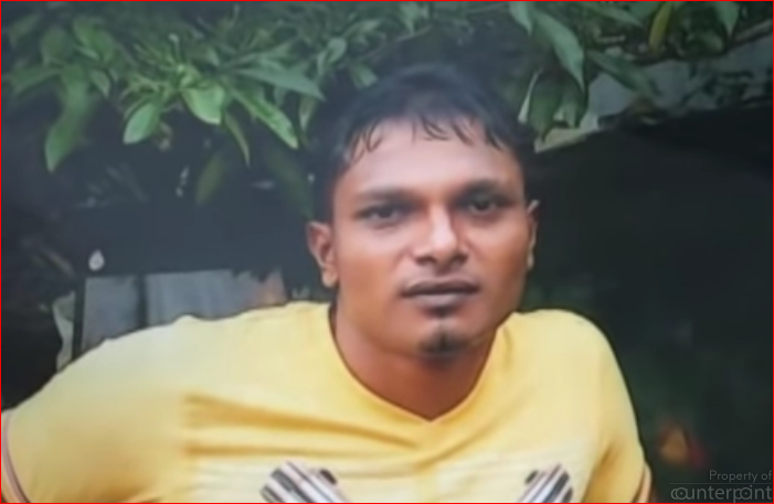 Yasashri killed by Samayan in Rajagiriya