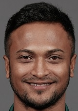 Bangladesh's Shakib Al-Hassan banned from playing cricket for two years (courtesy cricinfo)