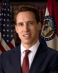 Following a recent visit to Hong Kong, US Senator Josh Hawley wanted his country to take China to task, fearing the establishment of a 'police state.' (photo courtesy Wikipedia)