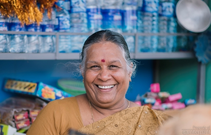 Twenty percent of Sri Lanka's population will be over 60 by 2030. Already, women who are over 80 years, make up two thirds of our population.( courtesy UNFPA)
