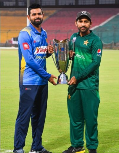 The Trophy (Courtesy: Pakistan Cricket Board)