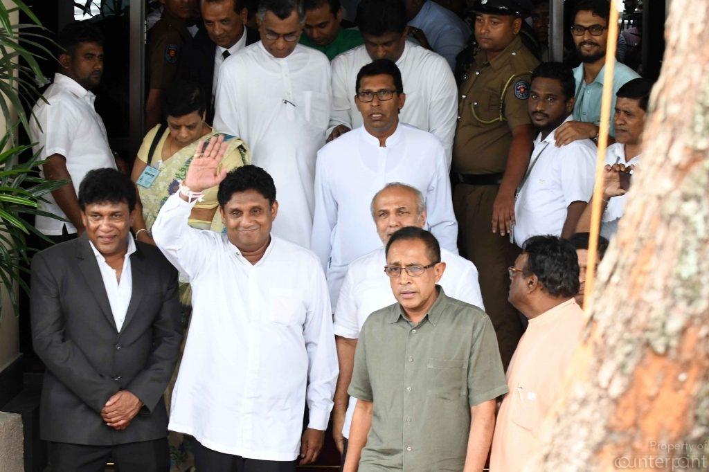 Sajith Premadasa and Sirisena too have a good relationship, will Sirisena get an important post under a Sajith government?