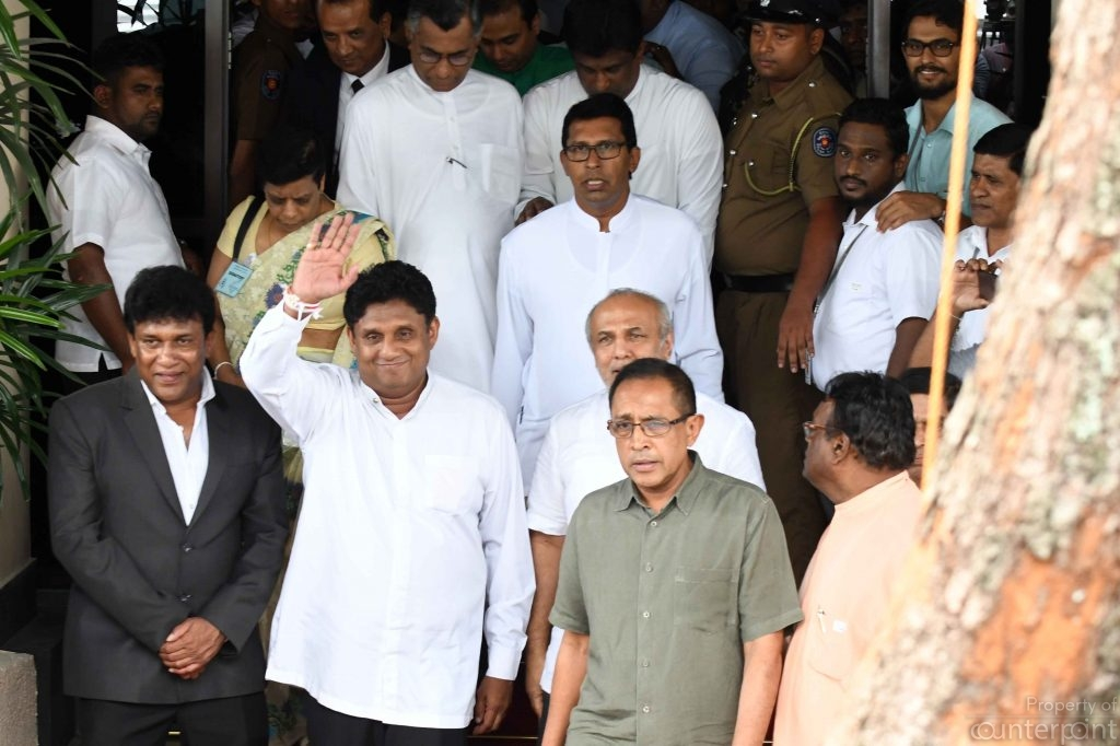 There were too many odds against Sajith Premadasa to win this election.