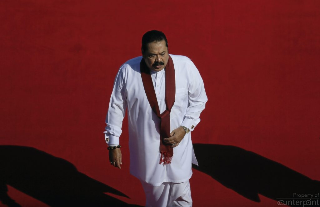Will Mahinda Rajapaksa's prediction on the plight of minor political parties come to pass?