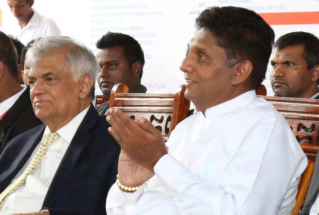 UNP MP Ranjith Madduma Bandara, and Sajith Premadasa refused wresting the Premiership from Ranil Wickremesinghe