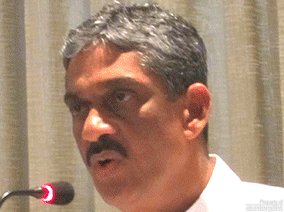 Field Marshal Sarath Fonseka, who is with the SJB is confident that their symbol will be easily recognised by the voters.