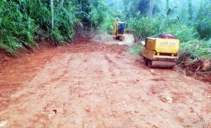 Lankagama road